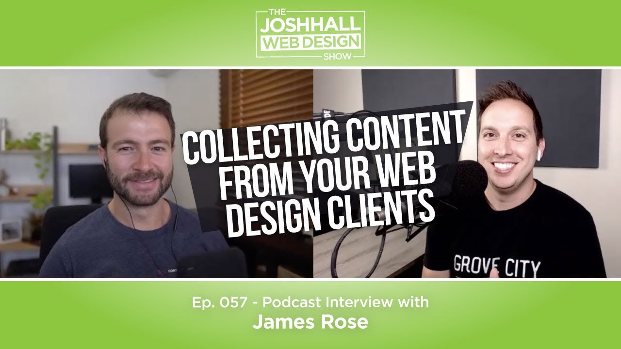 Download Collecting Content From Your Web Design Clients With James Rose