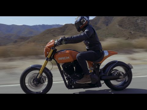 ARCH Motorcycle | The Pursuit of Engineering Perfection