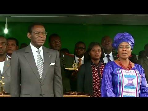 Guinée equatoriale, Le président Obiang Nguema lance sa tournée républicaine