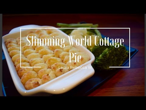 Slimming World Cottage Pie | Syn Free |