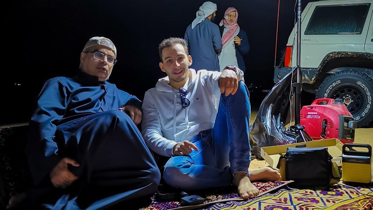 VLOG8 أجيو تشوفو حياة الإماراتيين و كرمهم و حسن ضيافتهم و ford raptor