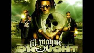 Lil Wayne - Da Drought 3 - I Luv It Freestyle(I'm Blooded)