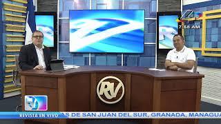 (EN VIVO) Revista En Vivo con Alberto Mora, martes 16 de abril de 2019