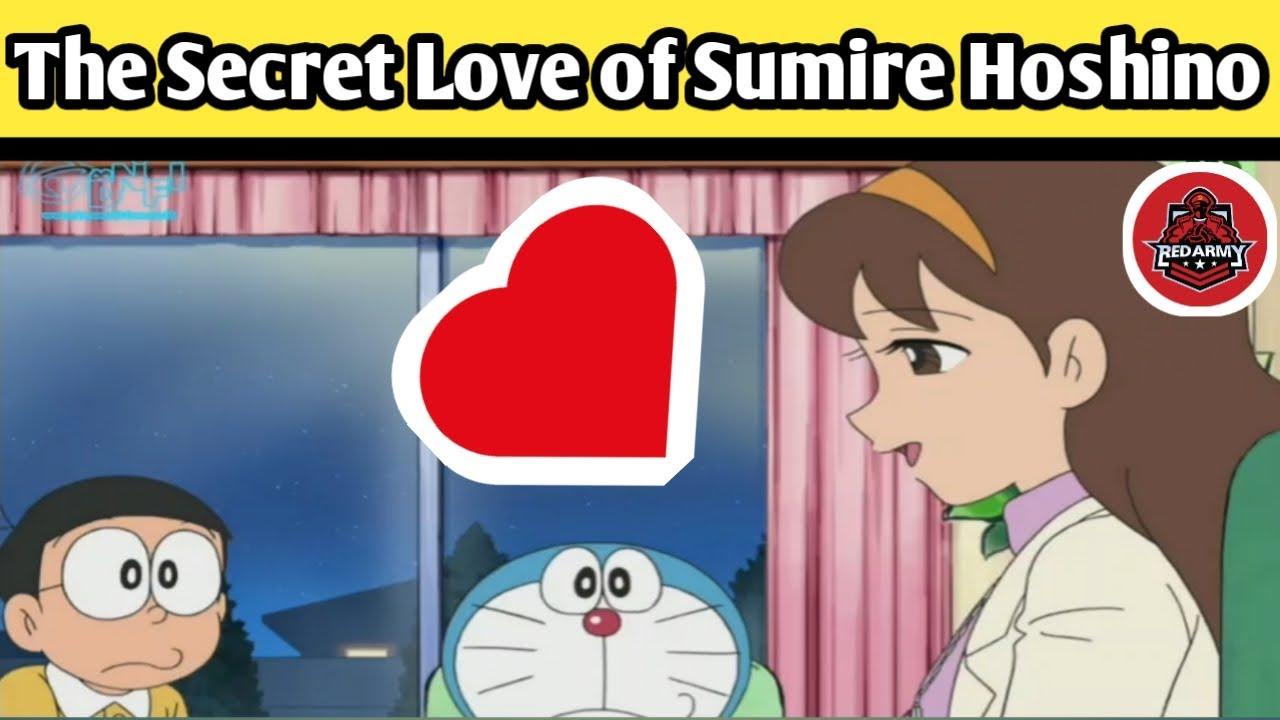 The Secert Love Of Sumire Hoshino | Doraemon | Doraemon in Hindi | Real Doreamon | #RedArmy