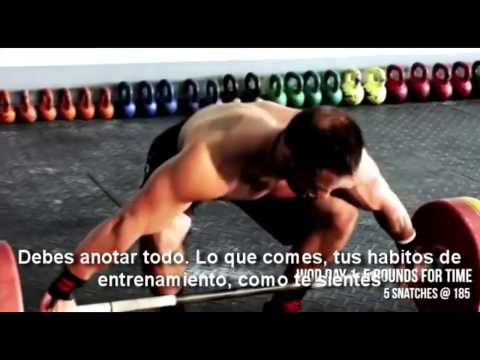 Do it for yourself | Motivational | Rich Froning Jr - Subtitulado Spanish Español