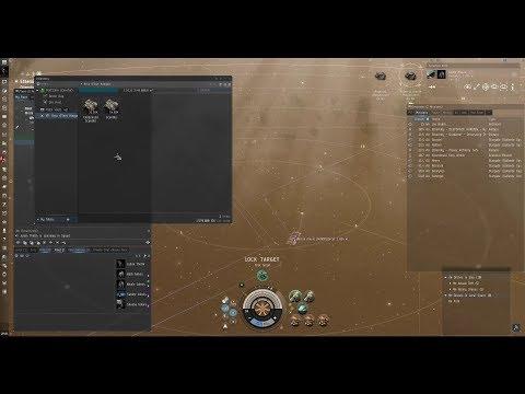 EVE Online #62 - Mining Flotten: Erze abbauen im Team & mit Orca