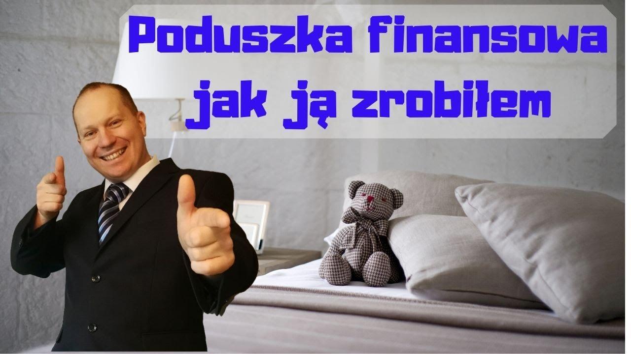 Jak zbudować poduszkę finansową