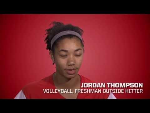 Impact of a Scholarship: Jordan Thompson