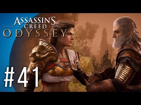Assassin's Creed: Odyssey #41 (Legacy of the First Blade DLC)