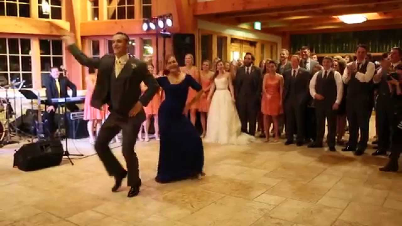 Epic Mother-Son Wedding Dance - YouTube