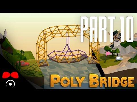 MOST, KTERÝ MĚ PORAZIL! | Poly Bridge #10