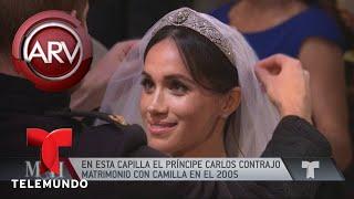 Los votos matrimoniales del príncipe Harry y Meghan | Al Rojo Vivo | Telemundo