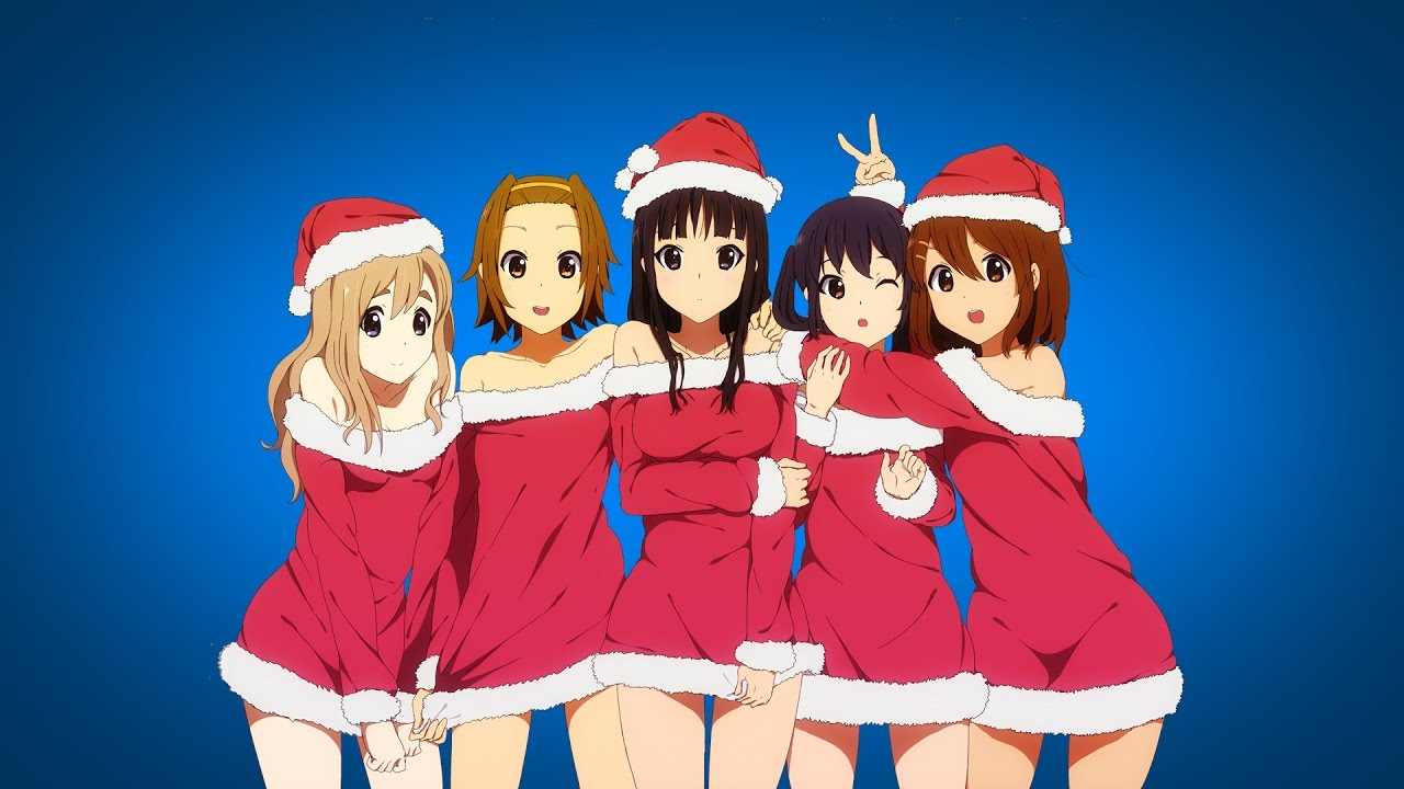 Christmas Anime.Top 10 Anime To Watch This Christmas 2016