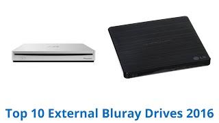 10 Best External Bluray Drives 2016