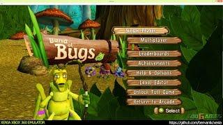 Xenia Xbox 360 Emulator - Band of Bugs Ingame!