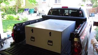 Tacoma DIY Truck Bed Drawers