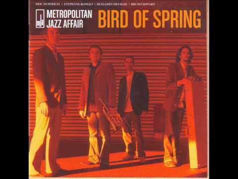 Metropolitan jazz affair - sigh of dawn