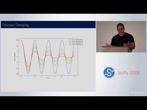 SimuPy: A Python Framework For Modeling And Simulating Dynamical Systems   SciPy 2018   Margolis