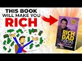 RICH DAD POOR DAD EXPLAINED IN HINDI - Learn How to get rich in Hindi from Rich Dad