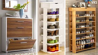 Modern Shoe Rack Cabinet Design Ideas 2020 | Space Save Shoe Rack Storage Shelves Design