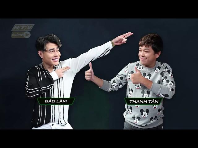 Bảo Lâm và Thanh Tân căng não vì Minions | HTV NHANH NHƯ CHỚP | NNC #20