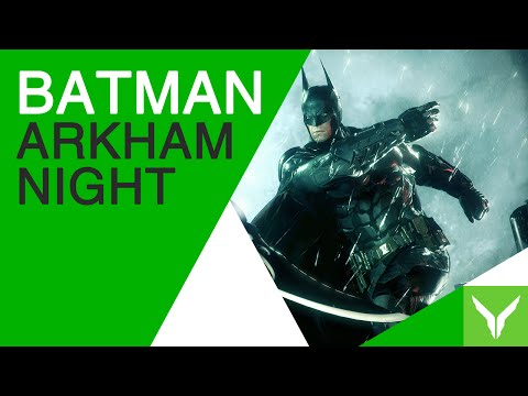 Trofeos estudios Panessa BATMAN ARKHAM NIGHT