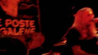 PARADISE LOST True belief European tour 2008 Marseille 5 mars