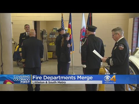 Littleton Fire Department Joins Forces With South Metro Fire Rescue