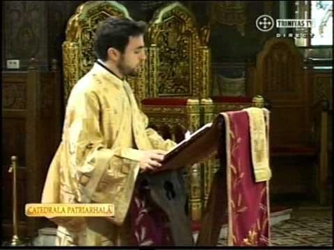 Sfanta Evanghelie Diacon Constantin Hurjui