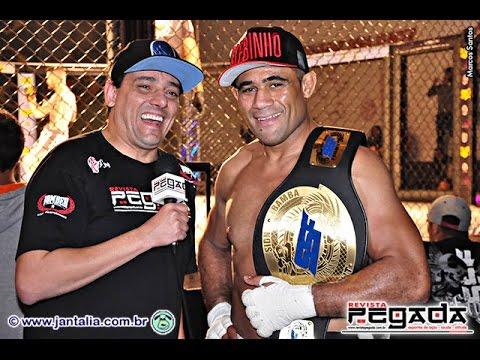 TV Pegada #0038 - Sidney Sibamba Fight 5