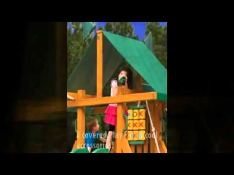 Swing set: The Latitude,by Playnation.com