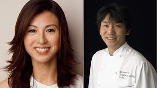 元TBSアナウンサーの雨宮塔子が、夫でパティシエの青木定治と離婚に...