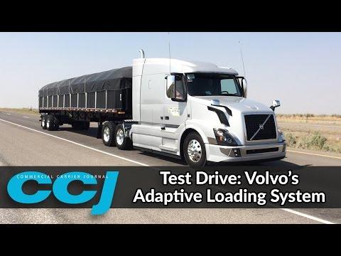 CCJ checks out Volvo's Adaptive Loading System