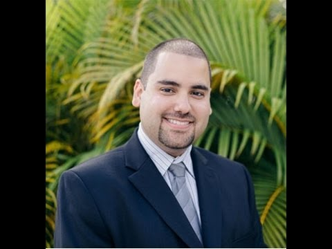Interview w/ VoteForEddie.com independent US House candidate Florida District 25