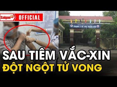 Nguyên nhân tài xế bất ngờ 'TỬ VONG' sau tiêm vắc-xin ngừa Covid-19