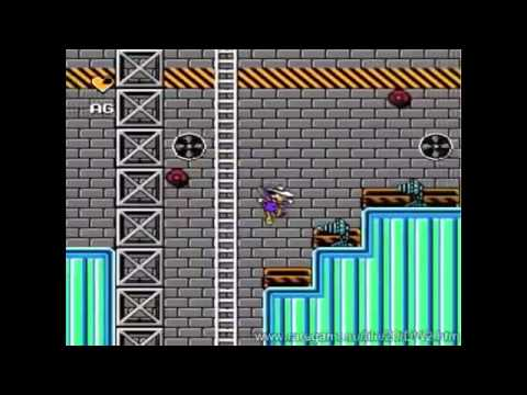 Darkwing Duck 2 (NES Game Homebrew) от Raregame.ru