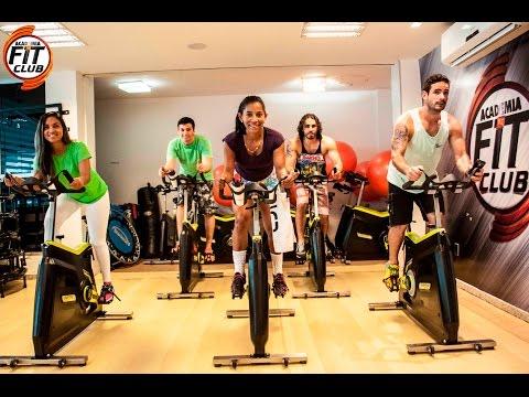 Aulas De Spinning | Projeto Emagrecer Com Andreia Andrade - FIt Club