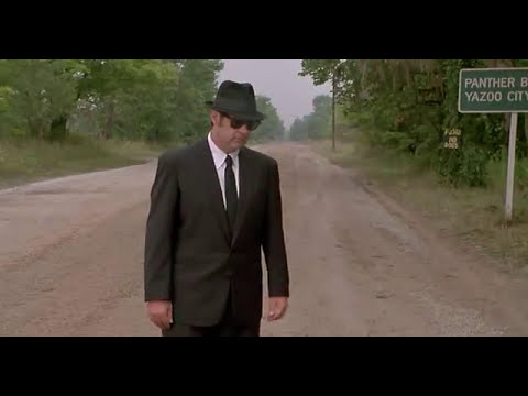 Blues Brothers 2000-Elwood talks about the future of music(türkçe altyazılı)