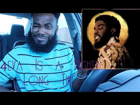 Big K.R.I.T - 4eva Is A Mighty Long Time (Rizzi Met's First Reaction/ Review)