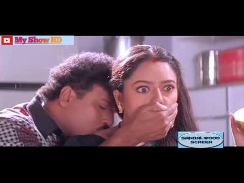 naanu-nanna-hendtiru- -romantic-comedy-scenes- -ravichandran,-soundarya,-prema- -my-movie-hd-kannada