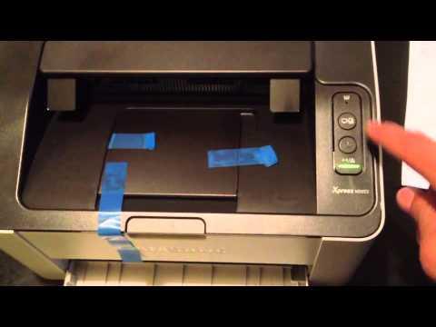 Reseteando Samsung Laser Multifuncional SL M2022 M2022W