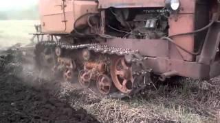 трактор ДТ 75 с двигателем мерседес ОМ366(задолбал СМД двигатель .коленвал и поршневая редька. Решыли поставить мерседесовский двигатель . ОМ..., 2011-08-21T18:00:37.000Z)