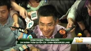 Đặc khu kinh tế Qianhai tại Thâm Quyến là một dự án đầy tham vọng
