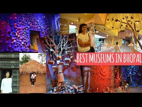 BEST museums in BHOPAL!! |Places to visit in BHOPAL| National museum, Tribal Museum!