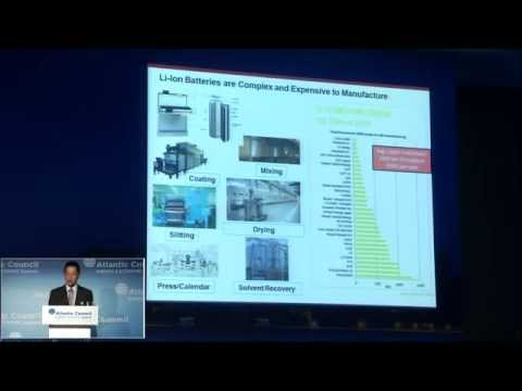 Innovation in Energy Technologies – Special session in partn