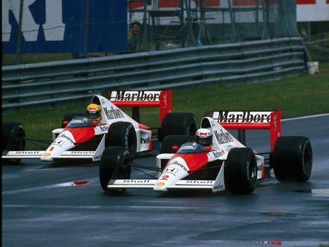 Documental. La Gran Aventura De La Fórmula 1: 05 Tres Pilotos De Leyenda