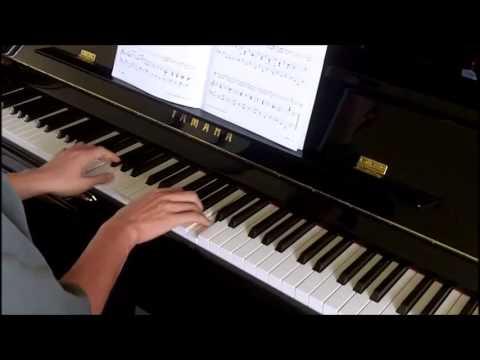 AMEB Violin Series 8 Grade 2 List C No.4 C4 Joplin The Entertainer Piano Accompaniment