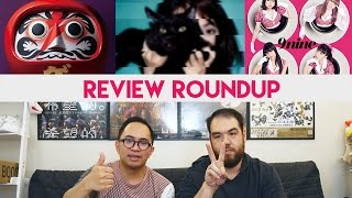 Review Roundup 15 - May 12 (GesuOtome, MONDO GROSSO, 9nine)