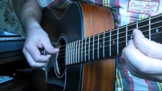 Фото Там за туманами на гитаре