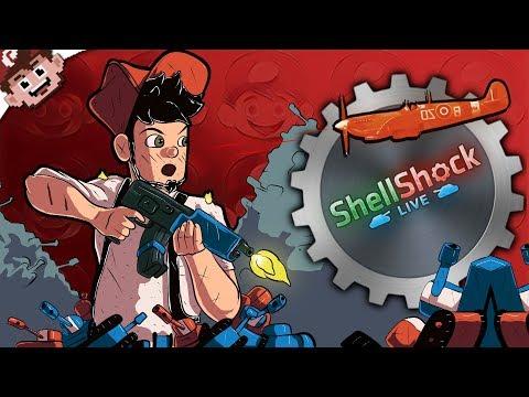 The TANK BLITZKRIEG!  Rapid Enemy Destruction! Shellshock  w Friends